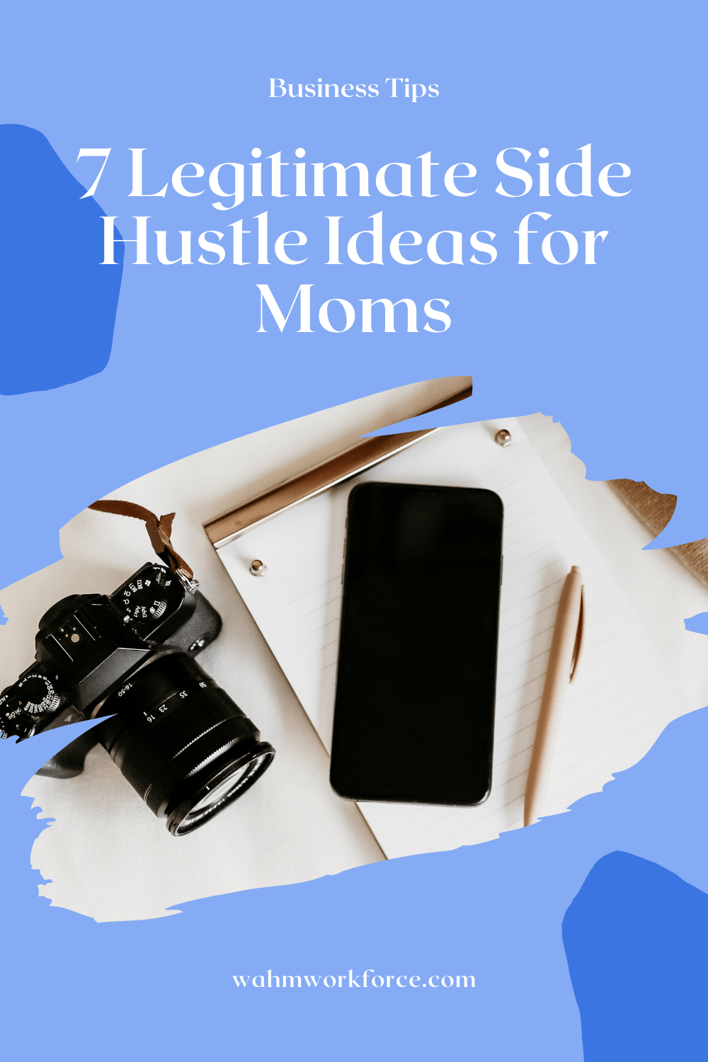 7 legitimate side hustle ideas for moms