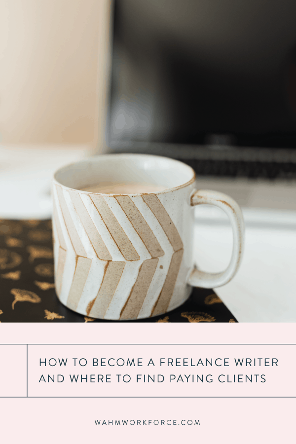 How to start working as a freelance writer and where to find clients